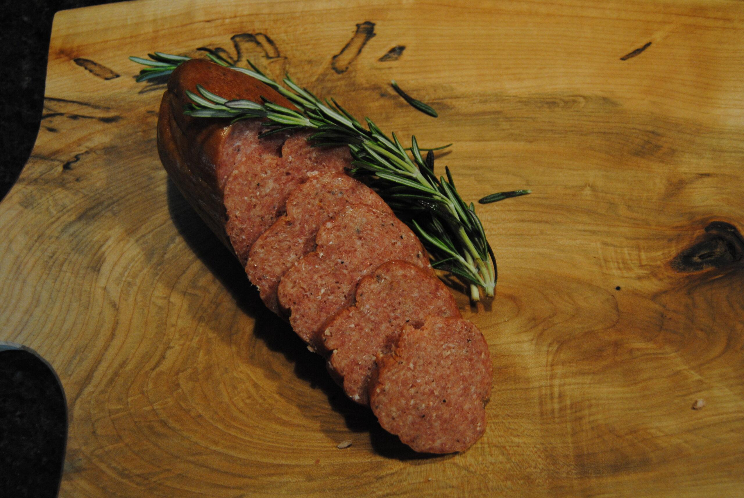 375g Summer Sausage